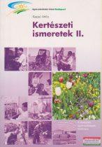 Kertészeti ismeretek II.