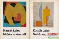 Kassák Lajos - Nehéz esztendők I-II. - Válogatott elbeszélések, kisprózai alkotások