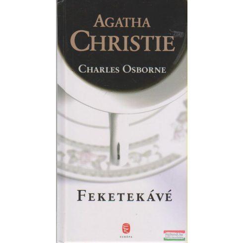 Agatha Christie, Charles Osborne - Feketekávé