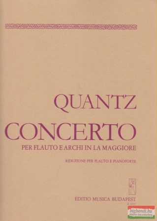 Concerto per flauto e archi in la maggiore