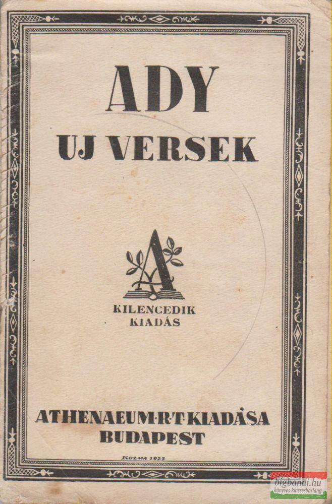ADY ENDRE VERSEK EPUB