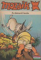 Mozaik 1985/12. - Az életmentő kecske