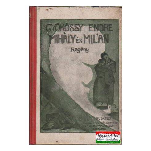 Mihály és Milán (Ruzicskay György rajzaival)