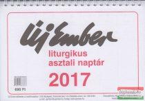 Új Ember liturgikus asztali naptár 2017