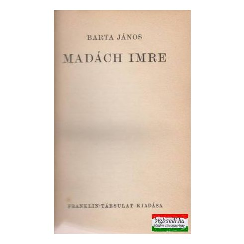 Madách Imre