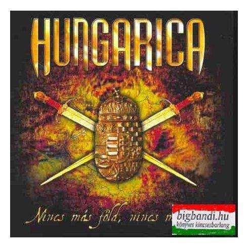 Hungarica: Nincs más föld, nincs más ég CD+DVD