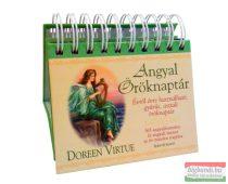 Angyal öröknaptár - 365 angyalfestmény és angyali üzenet