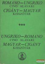 Cigány-magyar / magyar-cigány kisszótár - Romano-Ungriko / Ungriko-Romano Cino Alavari