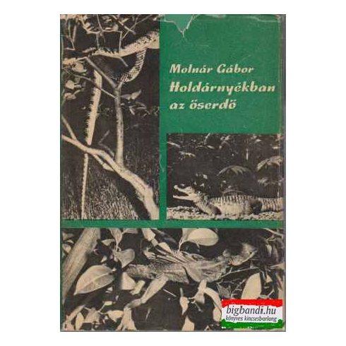 Molnár Gábor - Holdárnyékban az őserdő