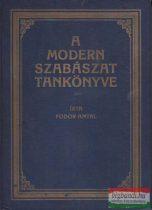 A modern szabászat tankönyve