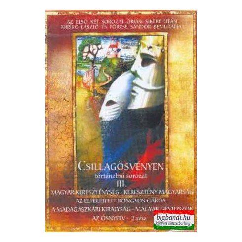 Csillagösvényen III. - történelmi sorozat DVD