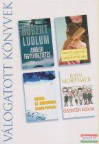 Robert Ludlum - Ambler figyelmeztetés / Kristin Hannah - Varázslatos óra / Nando Parrado - Csoda az Andokban / John Mortimer - Őszintén szólva