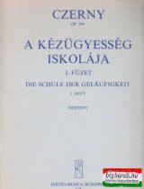 Czerny Op. 299 - A kézügyesség iskolája I. füzet