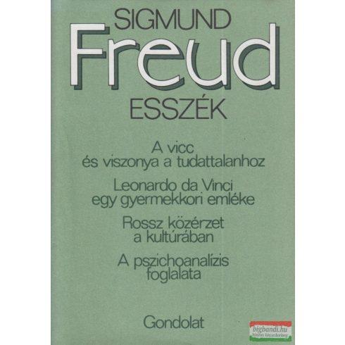 Sigmund Freud - Esszék