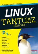 Emmett Dulaney - Tantusz könyvek - Linux