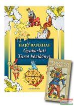 Hajo Banzhaf - Gyakorlati Tarot kézikönyv - ajándék tarot kártyával
