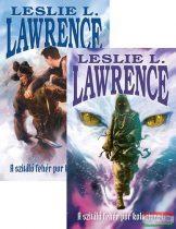 Leslie L. Lawrence - A szitáló fehér por kolostora 1-2.