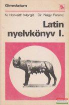 N. Horváth Margit, Dr. Nagy Ferenc - Latin nyelvkönyv I.