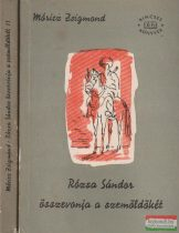 Rózsa Sándor összevonja a szemöldökét I-II.