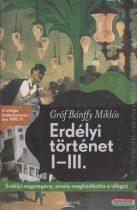 Gróf Bánffy Miklós - Erdélyi történet I-III.