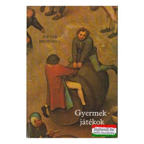Pieter Brueghel - Gyermekjátékok