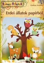 Gudrun Schmitt - Erdei állatok papírból