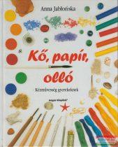 Anna Jablonska - Kő, papír, olló - Kézművesség gyerekeknek