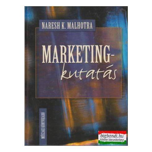 Naresh K. Malhotra - Marketingkutatás