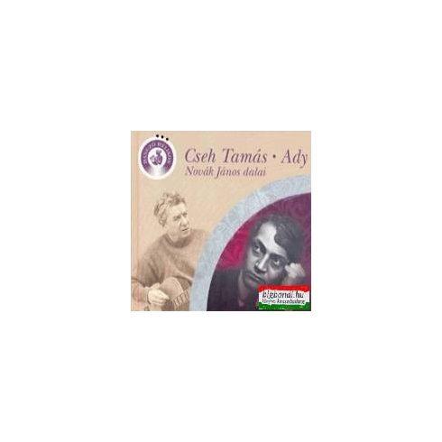Cseh Tamás - Ady CD (Hangzó Helikon)