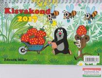 Kisvakond asztali naptár 2017