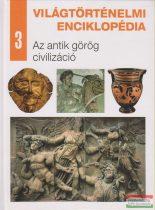 Világtörténelmi enciklopédia 3. - Az antik görög civilizáció