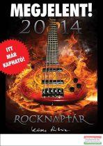 Rocknaptár 2014
