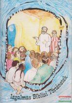 Izgalmas bibliai történetek 1. - színező