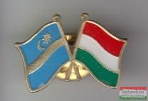 Székely-magyar páros zászló