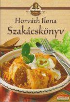 Horváth Ilona szakácskönyv - kemény kötés