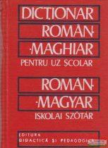 Román - magyar iskolai szótár
