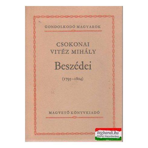 Csokonai Vitéz Mihály beszédei (1795-1804)