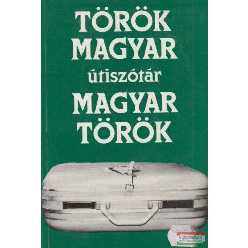Dávid Géza, Zigány Judit szerk. - Magyar-török/török-magyar útiszótár
