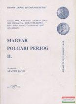 Magyar polgári perjog II.