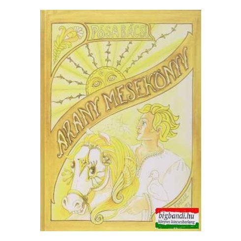 Arany mesekönyv CD melléklettel
