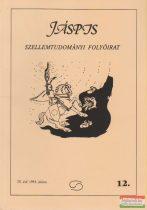 Jáspis - Szellemtudományi folyóirat 12. IV. Évf. 1993 június