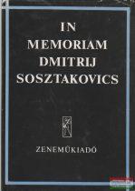 In memoriam Dmitrij Sosztakovics