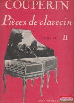 Francois Couperin: Pieces de clavecin II.