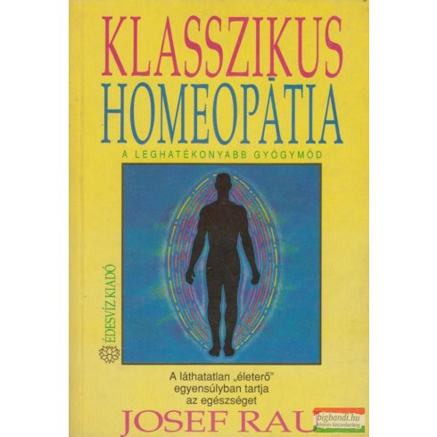 Josef Rau - Klasszikus homeopátia