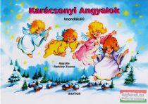 Radvány Zsuzsa - Karácsonyi angyalok - Mondókák