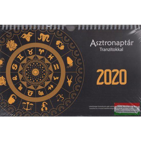 Asztronaptár 2020 - tranzitokkal