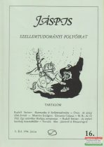 Jáspis - Szellemtudományi folyóirat 16. V. Évf. 1994 június