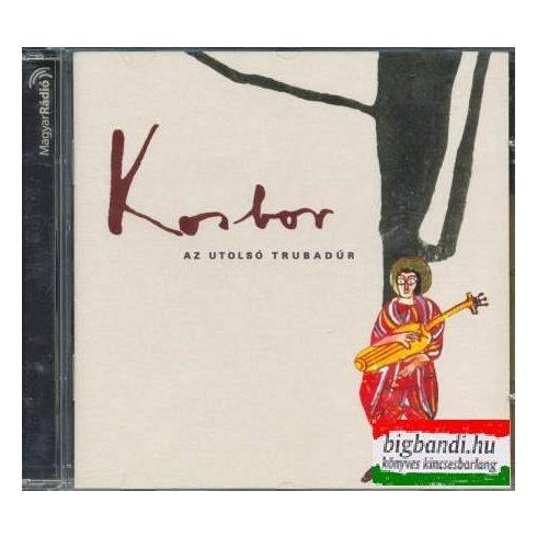 Kosbor - Az utolsó trubadúr CD
