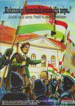 """Balogh Mihály-Fazekas Attila - """"Kiskunsági Szentmiklósnak ifju népe..."""" - A költő és a város: Petőfi Kunszentmiklóson"""