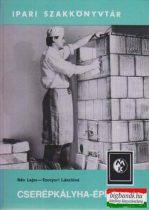 Cserépkályha-építés (ipari szakkönyvtár)
